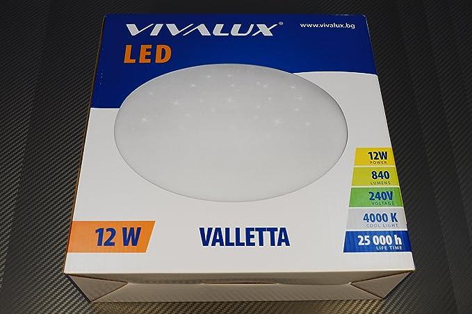 12 watt led lampada da soffitto bianco soggiorno camera da letto