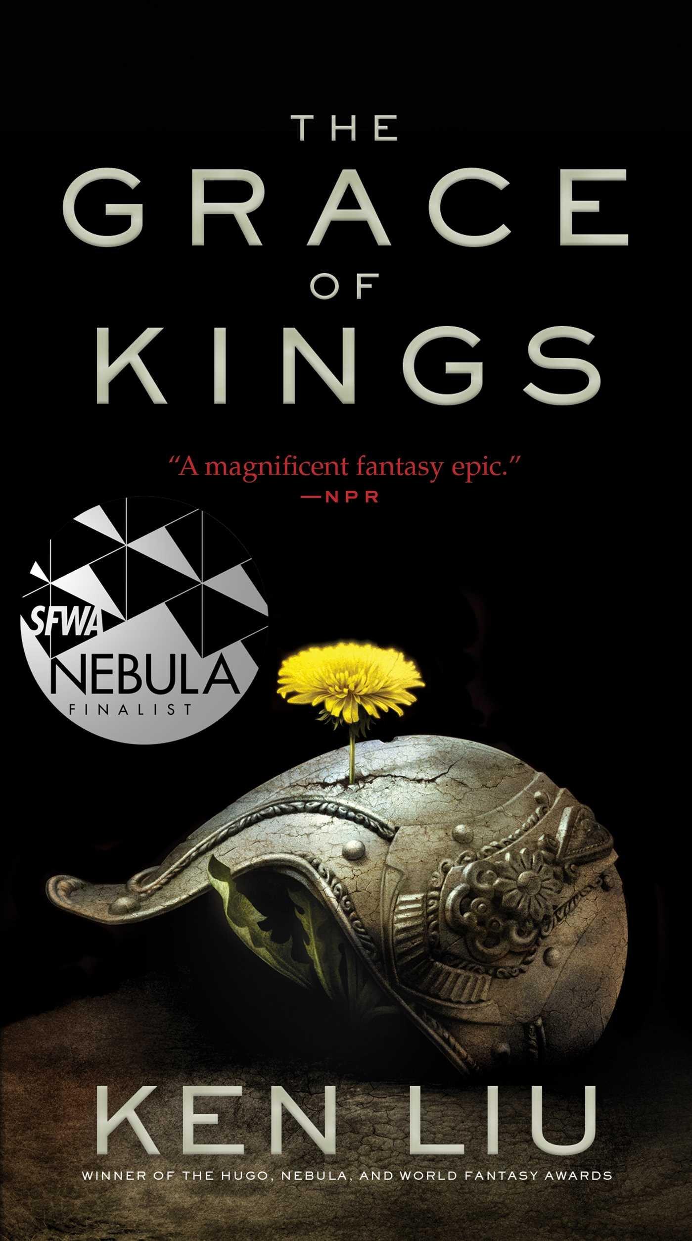 Amazon: The Grace Of Kings (the Dandelion Dynasty) (9781481451864): Ken  Liu: Books