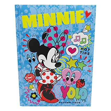 Seven Disney Minnie Pop Diario Agenda Escolar Diario 10 ...