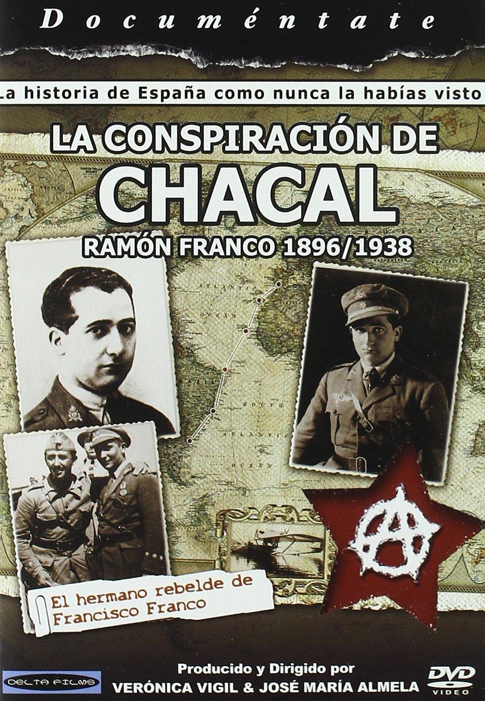 La conspiración de Chacal Colección Documéntate DVD: Amazon.es ...