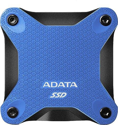 ADATA 240GB SD600Q Unidad de Estado sólido USB 3.1 Externa - Azul ...