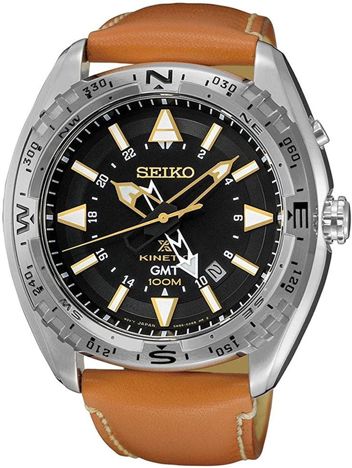 Seiko Men s Prospex Kinetic GMT