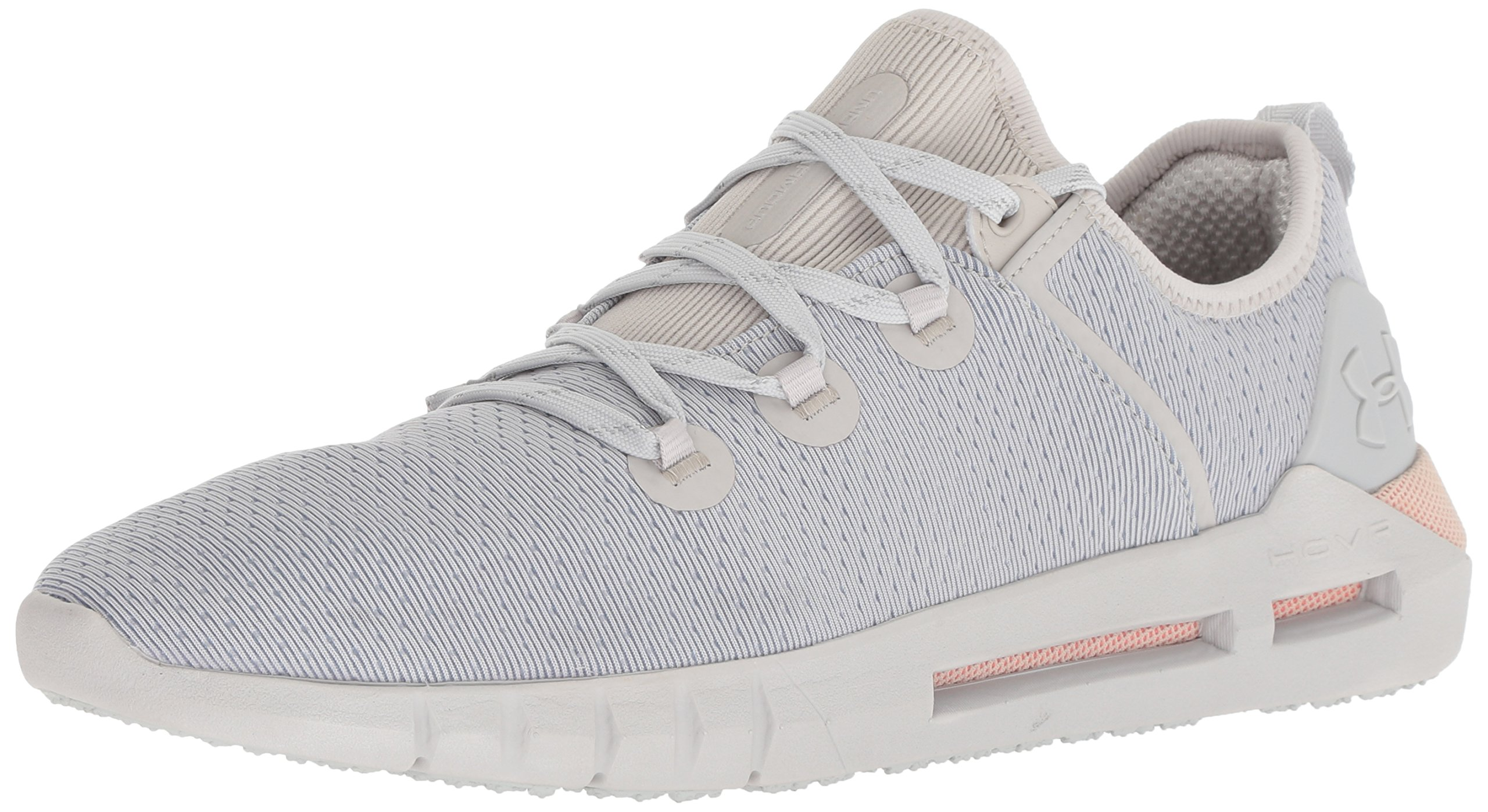 feec6f97 Under Armour Men's HOVR SLK Sneaker, Ghost Gray (105)/Washed Blue, 11.5