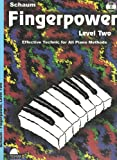 Schaum Fingerpower, Level Two (Book and CD)
