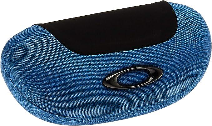Oakley Ellipse O Case Fundas para gafas, Negro/Azul, Einheitsgröße Unisex Adulto: Amazon.es: Ropa y accesorios