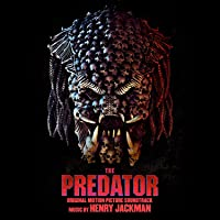 THE PREDATOR: ORIGINAL MOTION PICTURE SOUNDTRACK (LIMITED GREEN & BLACK COLOURED VINYL)