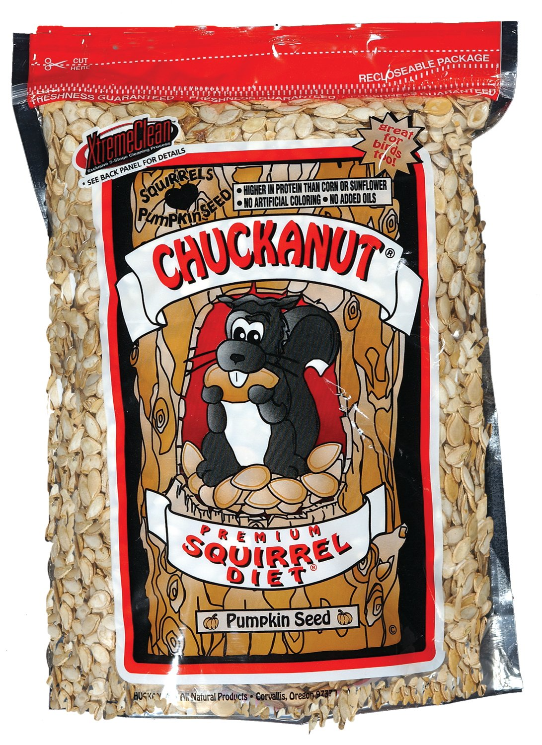 Natures Nuts 00002 10 Lbs Premium Squirrel Diet
