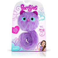 Pomsies Speckles Plush Interactive Toys, Purple/Lavender