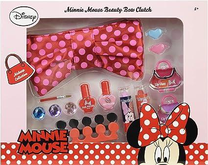 markwins Minnie Mouse Stylisches Maquillaje y Beauty Set (2 unidades, 1 pieza): Amazon.es: Belleza