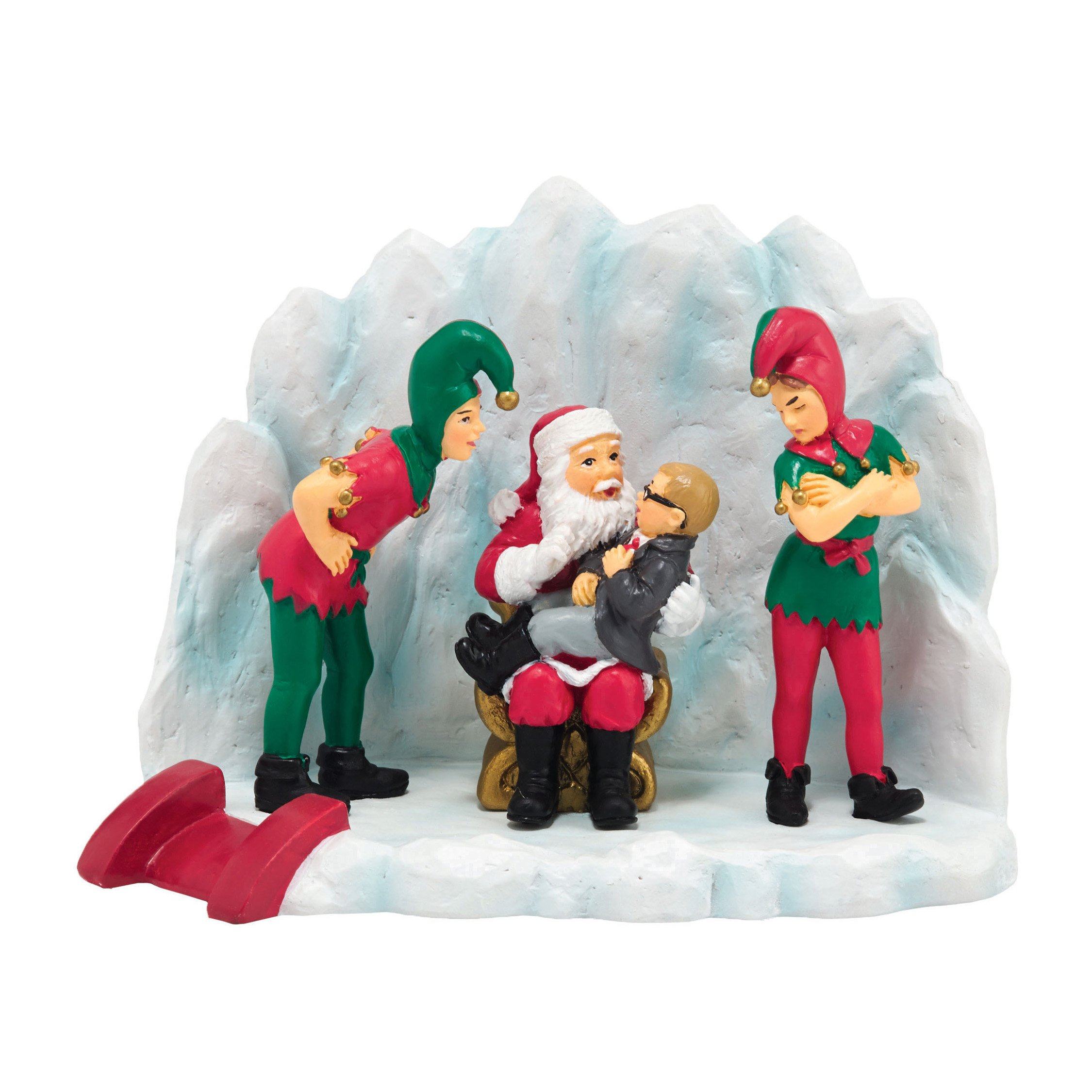 Department 56 A Christmas Story Village You'll Shoot Your Eye Out Kid Accessory Figurine, 3.125 inch
