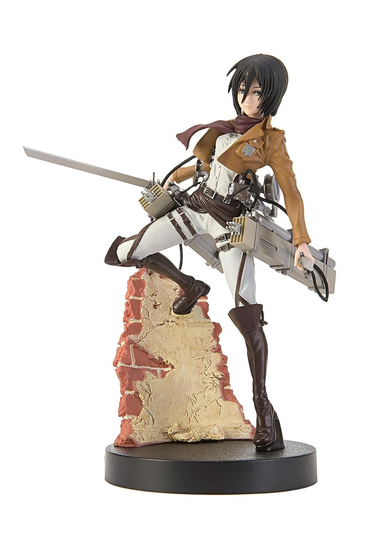 Furyu Attack on Titan 7.4 Mikasa Ackerman Figure