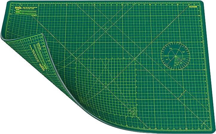 Doble cara tapete de corte autoreparable con 5 capas en