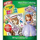 Crayola Sofia The 1st Color Wonder Refill Book