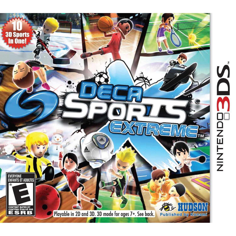 Deca Sports Extreme - Nintendo 3DS