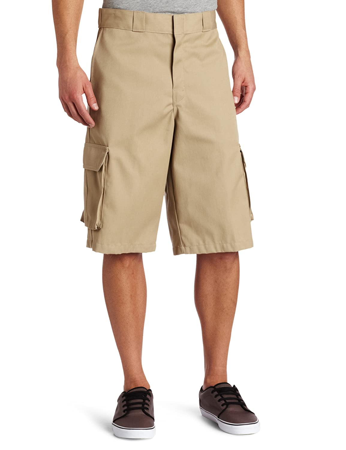 Amazon.com: Dickies Men's 13 Inch Loose Fit Twill Cargo Short ...