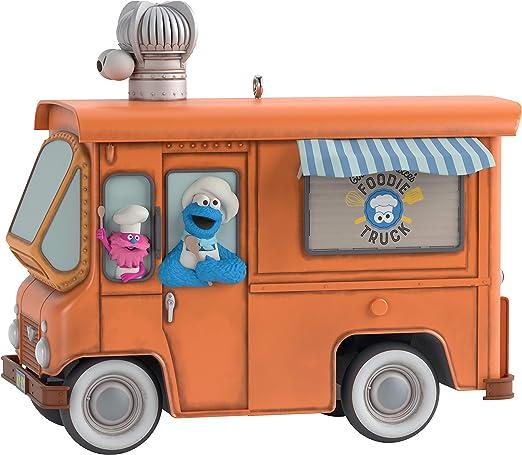 Truck Commercial 2020 Christmas Amazon.com: Hallmark Keepsake Christmas Ornament 2020, Sesame