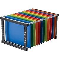 Officemate Plastic Hanging File Folder Frame, 18 Inch, Letter and Legal Size. 1 Set (91961)