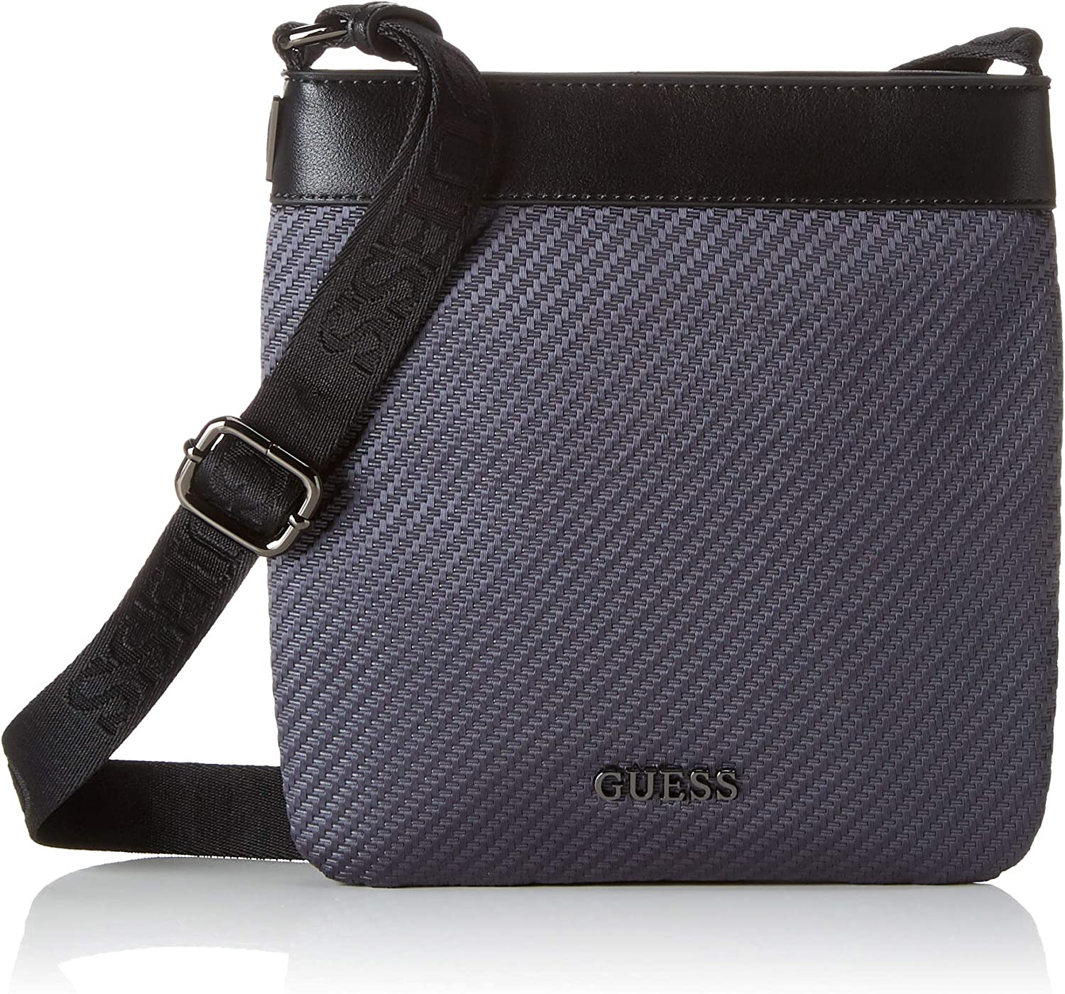 Guess Sacoche Homme Bandouliére Global Function Noir www