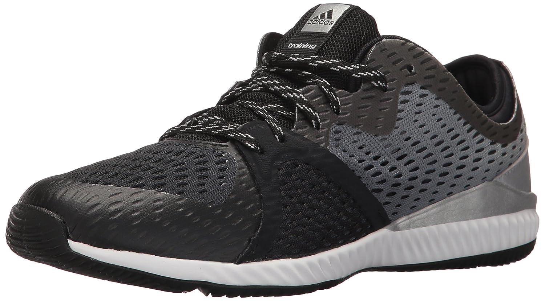 adidas Women's Crazytrain Pro W Cross Trainer B01N4GK9H1 6.5 B(M) US|Black/Metallic Silver/Black