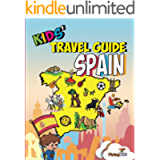 Kids' Travel Guide - Spain: The fun way to discover Spain - especially for kids