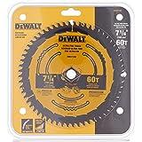 DEWALT DWA171460 7-1/4-Inch 60-Tooth Circular Saw Blade