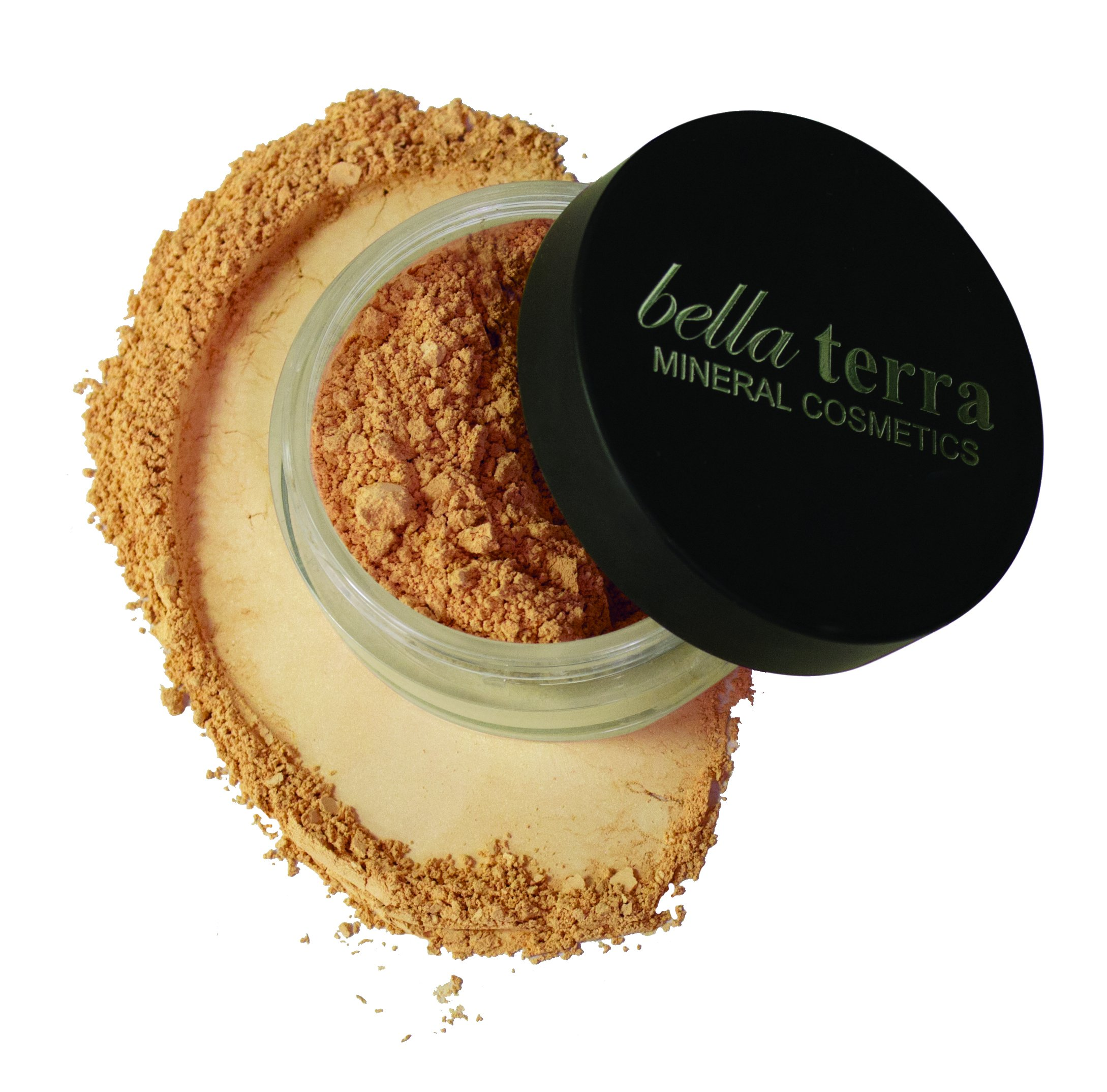 Bella Terra Cosmetics Mineral Foundation, 8 g, Natural