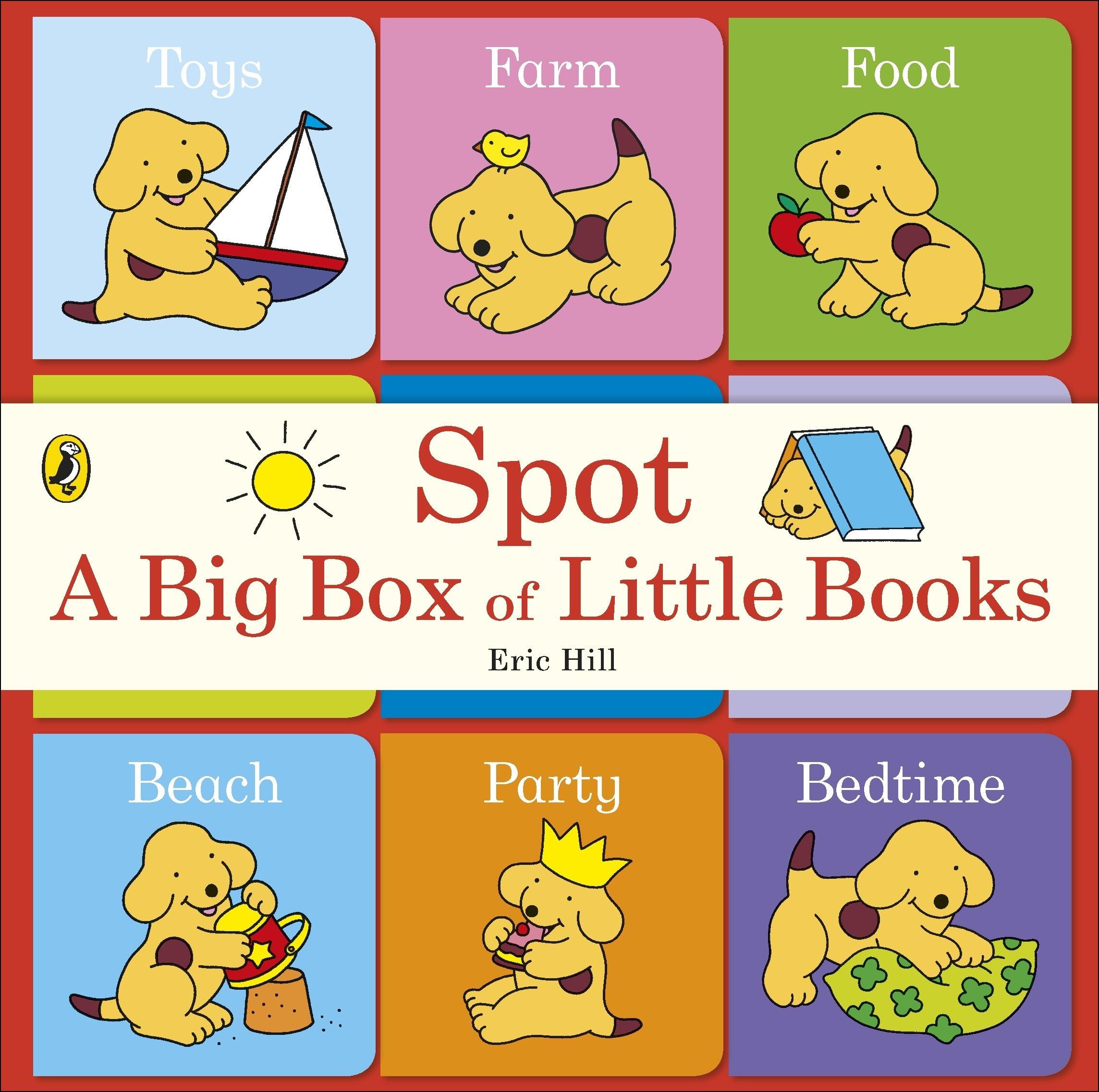Spot Big Box Little Books product image