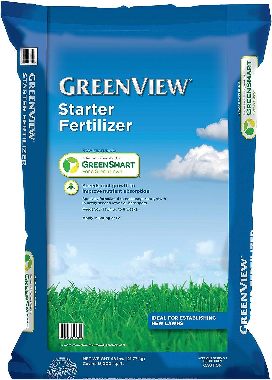 GreenView Starter Fertilizer