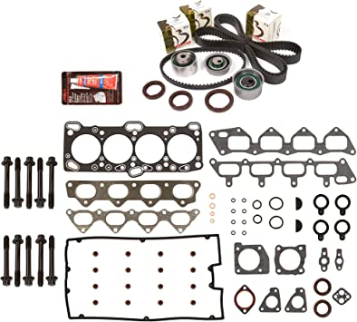 Engine Head Intake Manifold Valve Gasket Set for Mitsubishi Dodge Plymouth Eagle