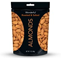 Wonderful Roasted and Salted Almonds (7-Ounce)