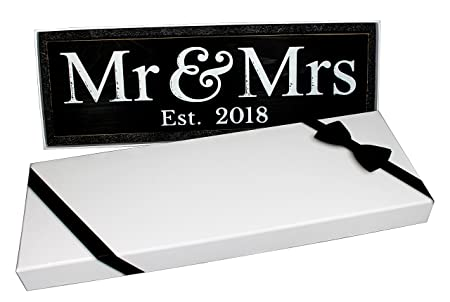 Review Craftwize Mr & Mrs