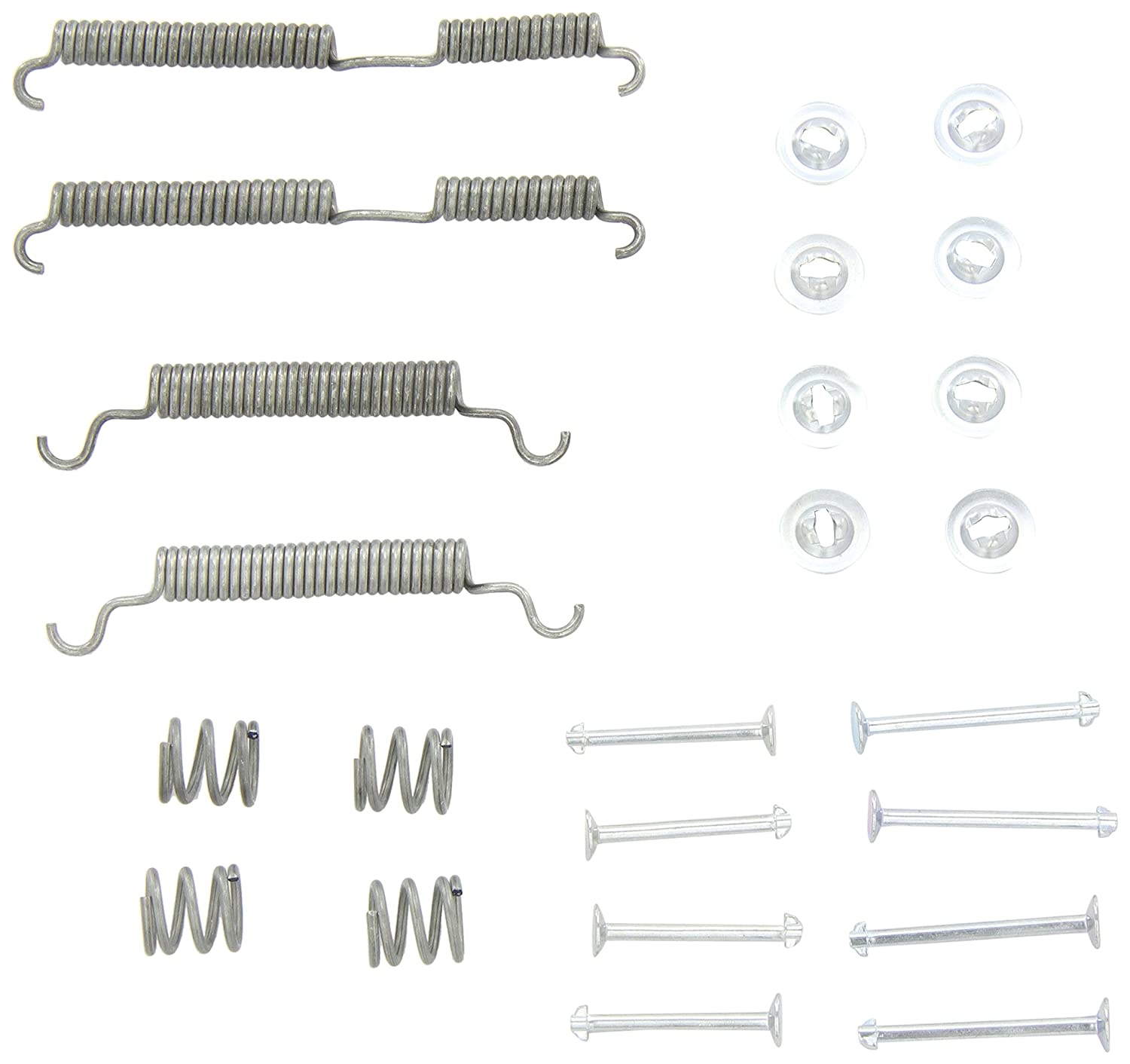 ABS 0513Q Brake Shoes Accessory Kit ABS All Brake Systems bv