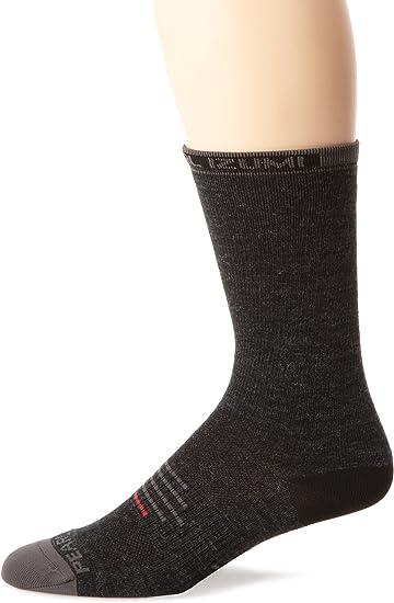 Ankle Length Socks Size MD Orange And Black. 2 pair Pearl Izumi socks medium