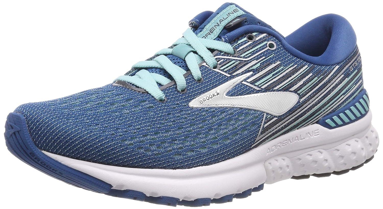 Bleu (bleu Aqua Ebony 417) 40 EU Brooks Adrenaline GTS 19, Chaussures de FonctionneHommest Femme