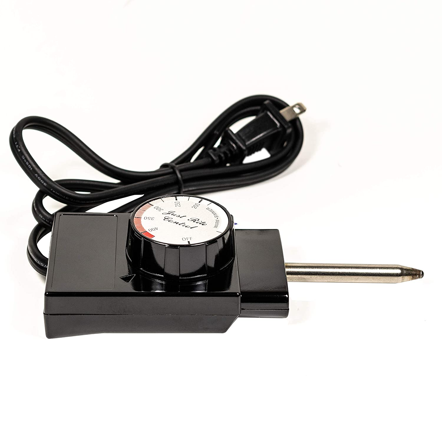 Univen PR3F Wide Thermostat Control Cord fits Frypans and Skillets SEE MEASUREMENTS