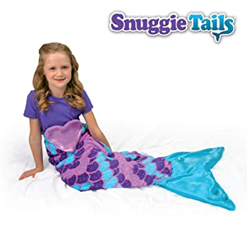 Snuggie Tails Comfy Cozy Super Soft Warm Mermaid