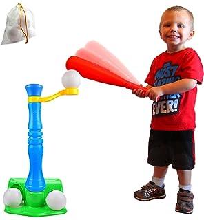Amazon.com: Little Tikes TotSports T-Ball Set, Red: Toys & Games
