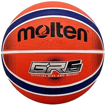 MOLTEN Premium 12 diseño de Panel de Goma Baloncesto: Amazon.es ...