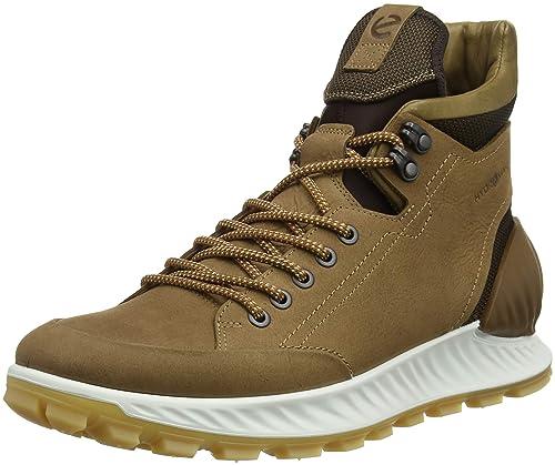 Beste Qualität ECCO Schuhe Herren Stiefel Boots Grau gr. EUR