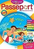 Passeport Du CE2 au CM1 - Cahier de vacances