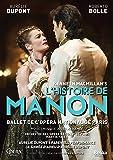 Macmillan: Histoire De Manon [Aurelie Dupont; Le Corps de Ballet de L'Opera National de Paris , Martin Yates] [Belair Classiques: BAC135]