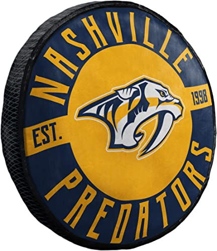 NHL Nashville Predators Cloud to Go StylePillow, Team Colors, One Size