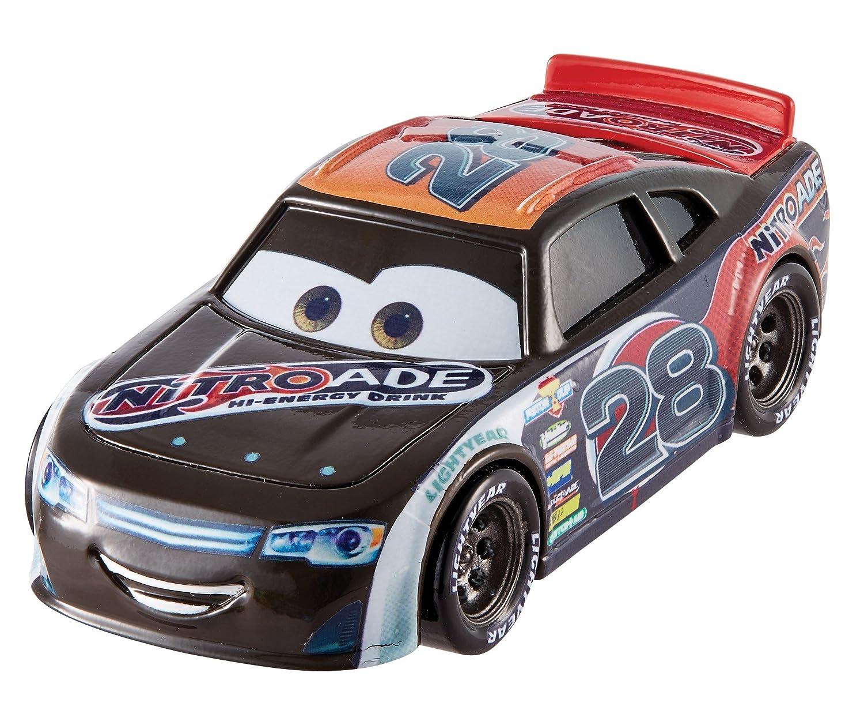 Amazon Com Disney Pixar Cars 3 Nitroade Die Cast Vehicle Toys Games
