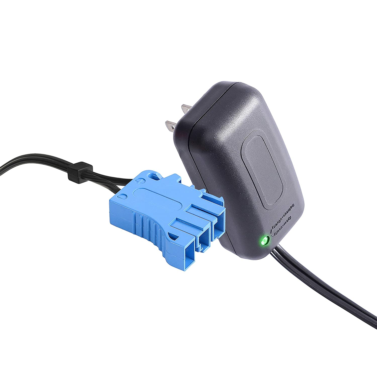 12 Volt Battery Charger for Peg Perego, 12V Charger Works with Peg-Perego  John Deere Ground Force Tractor Polaris RZR 900 John Deere Gator XUV Gaucho