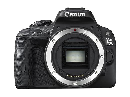 300 opinioni per Canon EOS 100D Reflex Fotocamera Digitale, 18 Megapixel