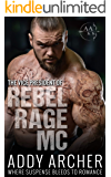 The Vice President (of Rebel Rage MC Book 2)