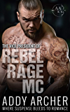 The Vice President (of Rebel Rage MC Book 2) (English Edition)