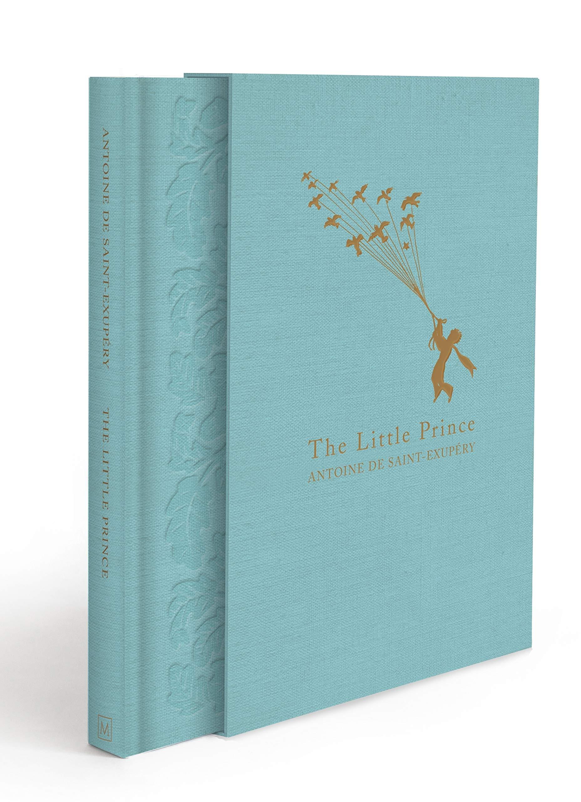 The Little Prince (Macmillan Collector's Library): Amazon.co.uk: de  Saint-Exupéry, Antoine, Schwarz, Ros, Schwarz, Chloe: Books