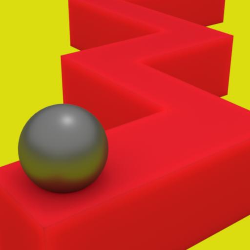 Zig Zag Ball - 4