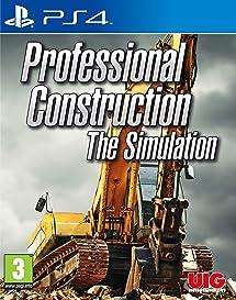 Professional Construction - The Simulation     - Amazon com